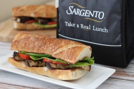 Sargento Take a REAL lunch @createdbydiane