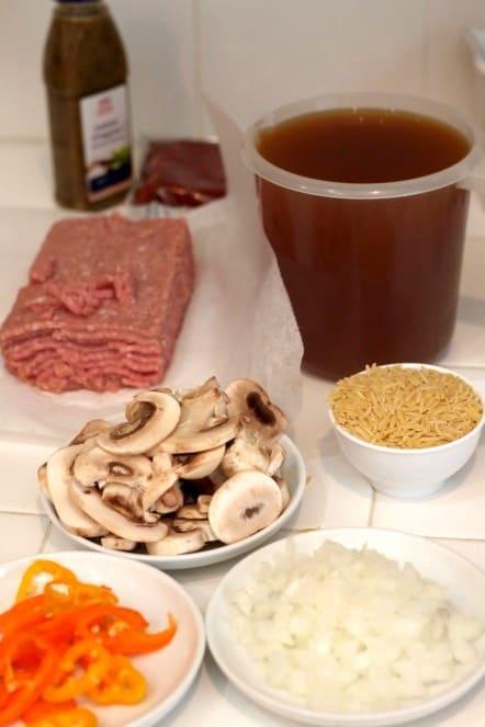 Italian Turkey Mushroom Orzo Soup .jpg