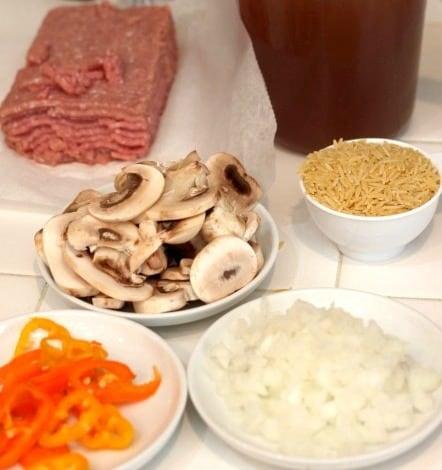 Italian-Turkey-Mushroom-Orzo-Soup from @createdbydiane