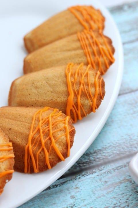 Pumpkin Madeleines @createdbydiane