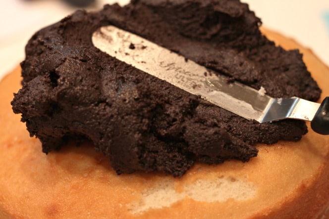 Oreo Cake @createdbydiane