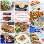 August Recipes @createdbydiane