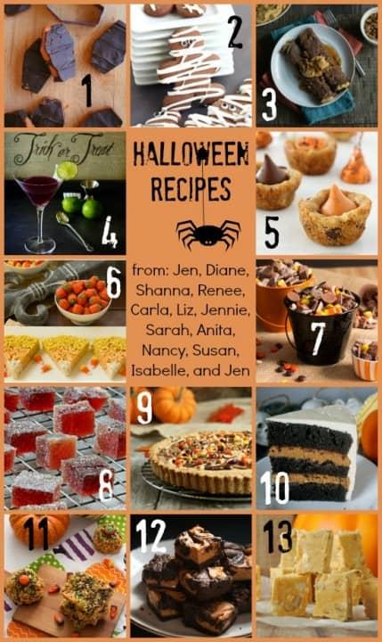 Halloween Recipes 2013