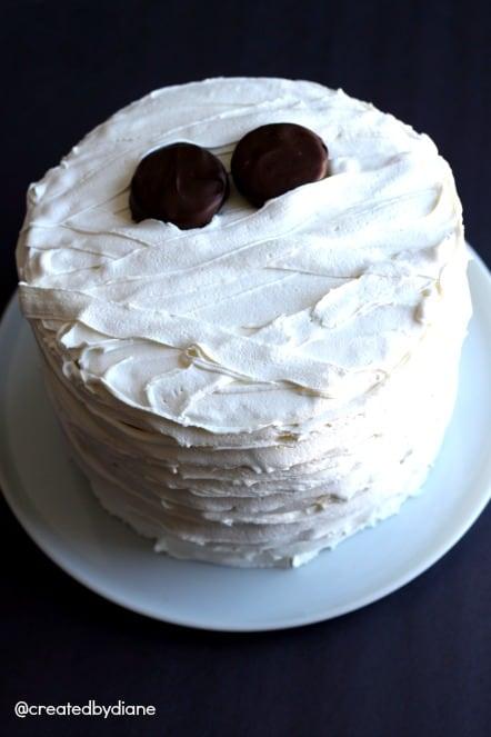 how to make a mummy cake @createdbydiane