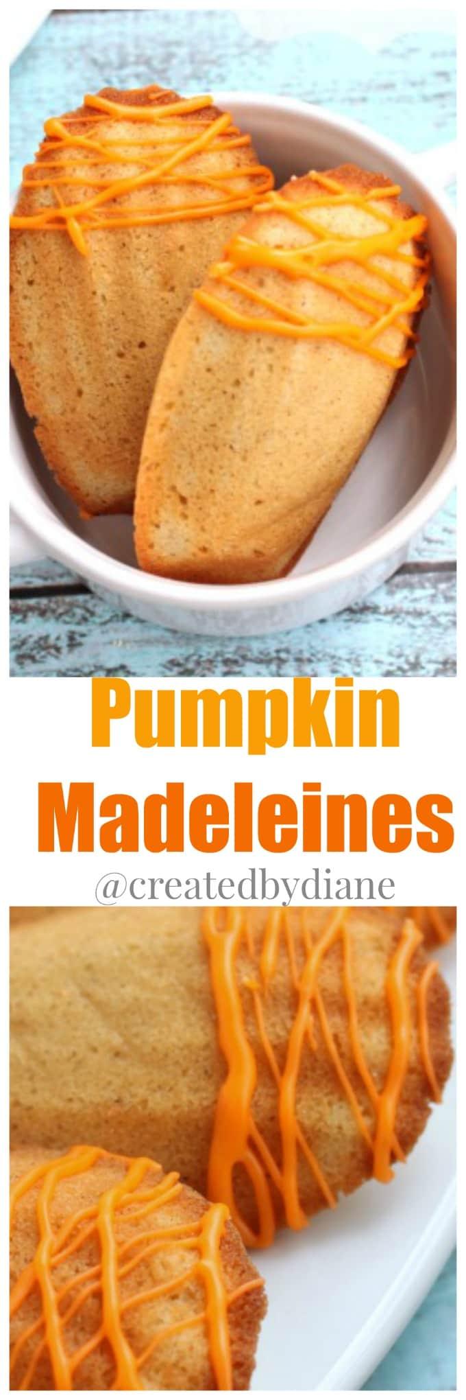 pumpkin-madeleines