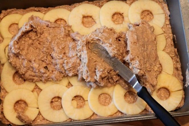 Cinnamon Apple Oatmeal Bars @createdbydiane.jpg