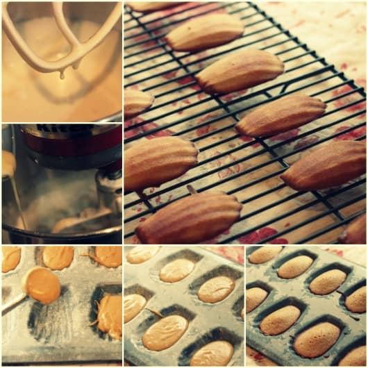 Gingerbread Madeleines @createdbydiane