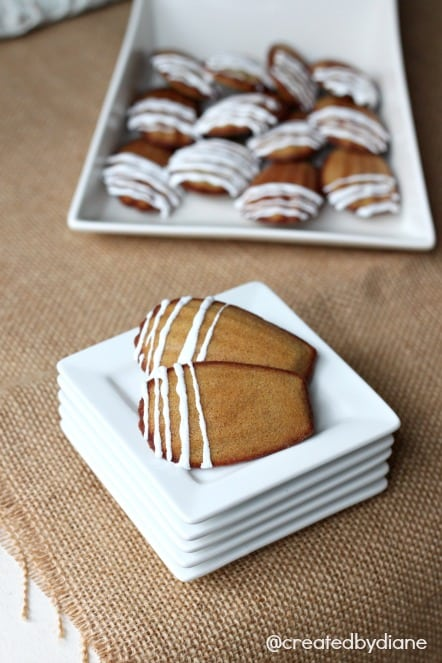 Gingerbread Madeleines @createdbydiane.jpg