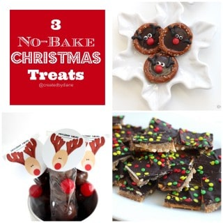 3 No-Bake Christmas Treats