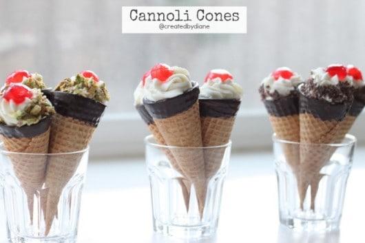 Cannoli Cones from @createdbydiane.jpg