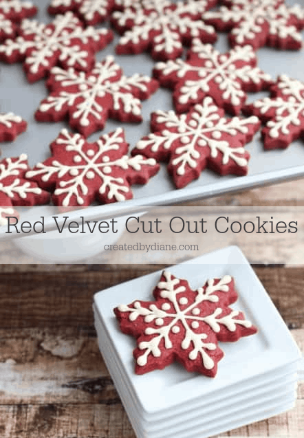 Red-Velvet-Cut-Out-Cookies-with-Royal-Icing-@createdbydiane
