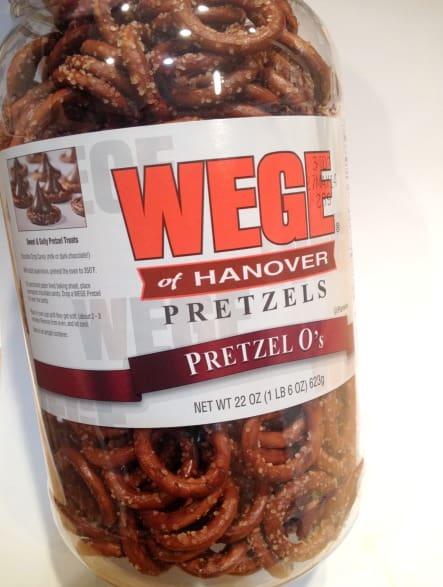 Wege of Hanover Pretzel O's