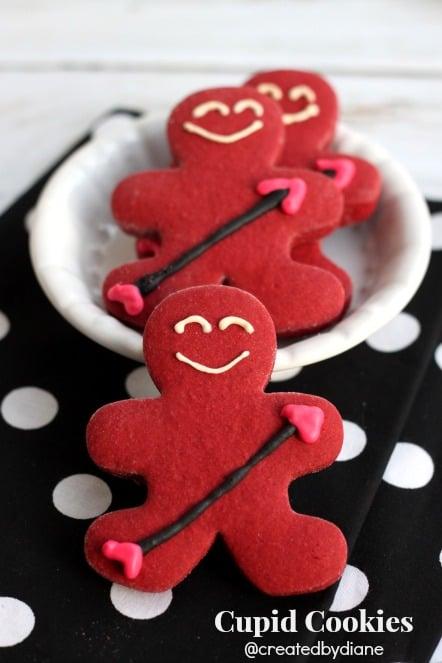 Cupid Cookies @createdbydiane