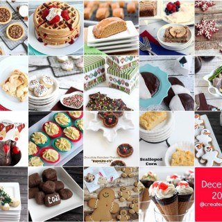 December recipes from @createdbydiane