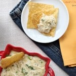 Green Chicken Chile Dip @createdbydiane