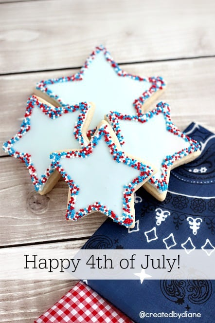 Happy 4th of july Star-Spangled-Cookies-@createdbydiane.jpg