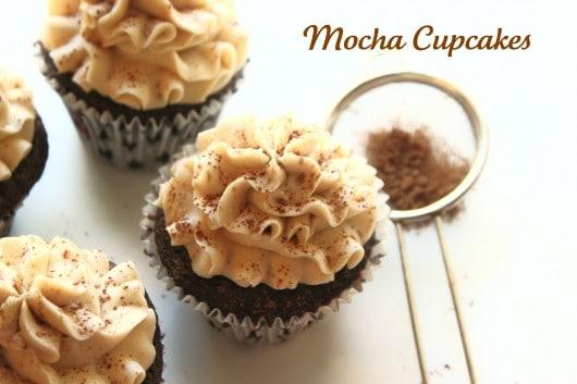 Mocha-Cupcakes
