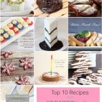 Top 10 Recipes from Created by Diane for 2013