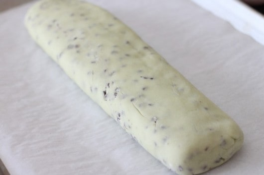 Mint Chocolate Biscotti Dough @createdbydiane.jpg