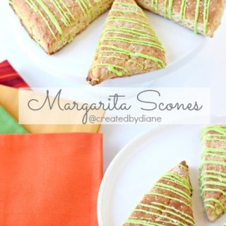 Margarita Scones