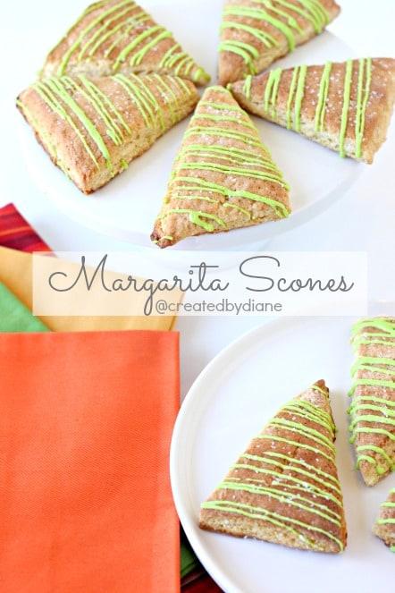 Margarita Scones @createdbydiane