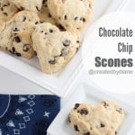 Chocolate Chip Scones @createdbydiane.jpg