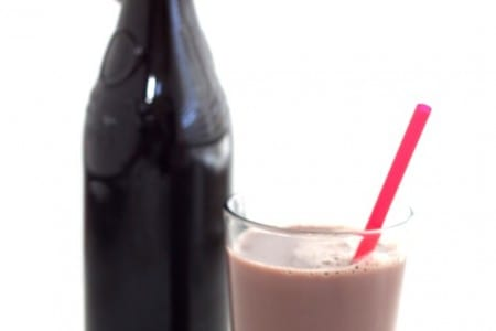 Homemade Chocolate Syrup Recipe @createdbydiane