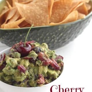 Cherry Guacamole