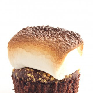 Easy S'more Cupcakes