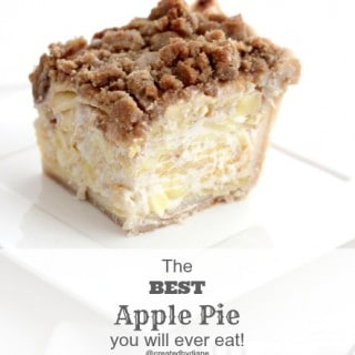 Stuffed Apple Pie