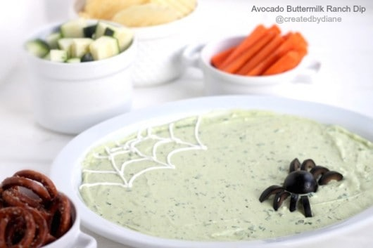 Buttermilk Ranch Dip from @createdbydiane