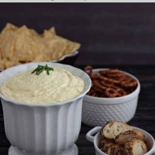 deviled egg dip from @createdbydiane #appetizer
