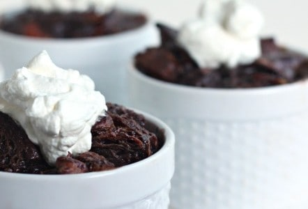 Chocolate Bread Pudding from @createdbydiane