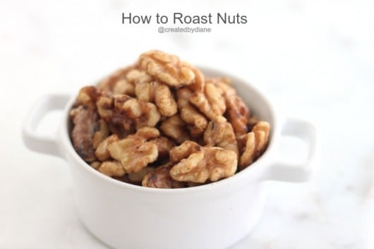 How to easily Roast Nuts