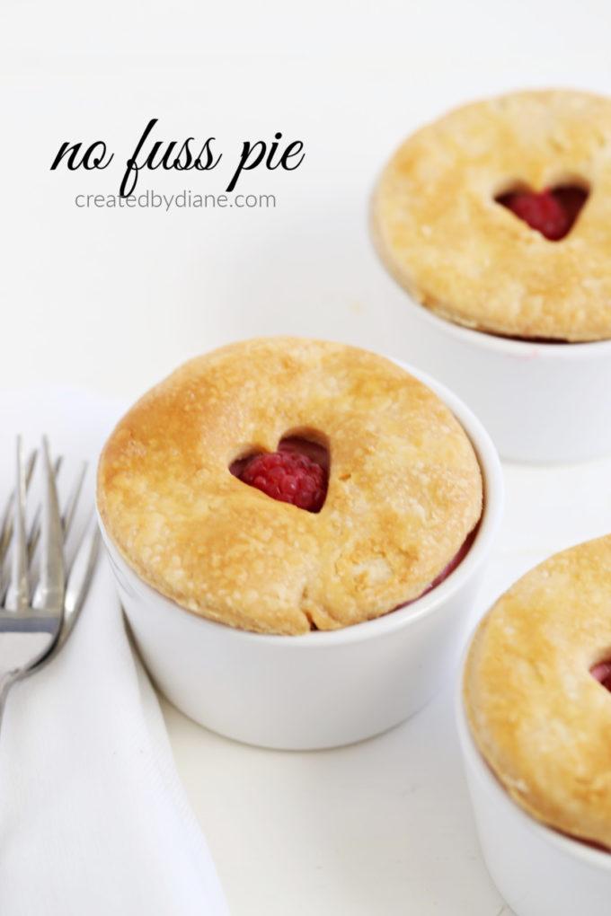 no fuss pie createdbydiane.com