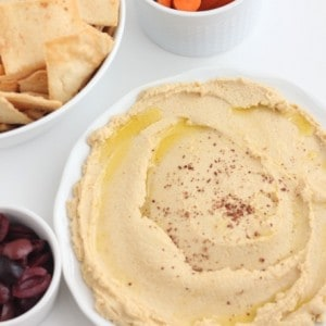 how to make hummus @createdbydiane