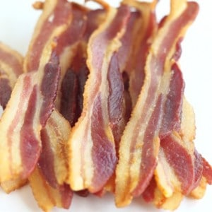 How to Bake Crispy Bacon @createdbydiane