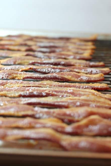 crispy bacon @createdbydiane