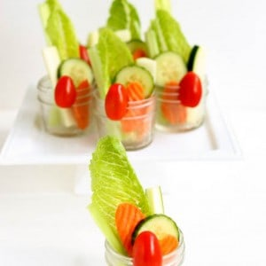 Salad Dippers from @createdbydiane