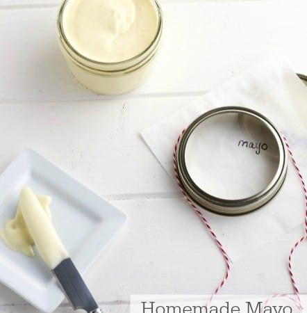 homemade mayonaise recipe createdbydiane.com