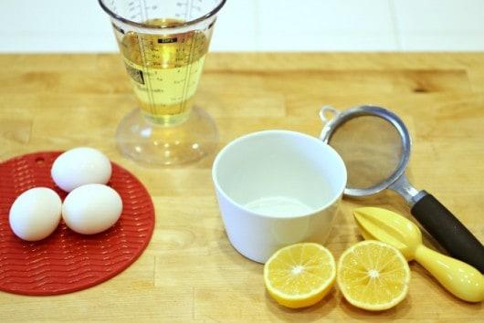 how to make mayo from @createdbydiane
