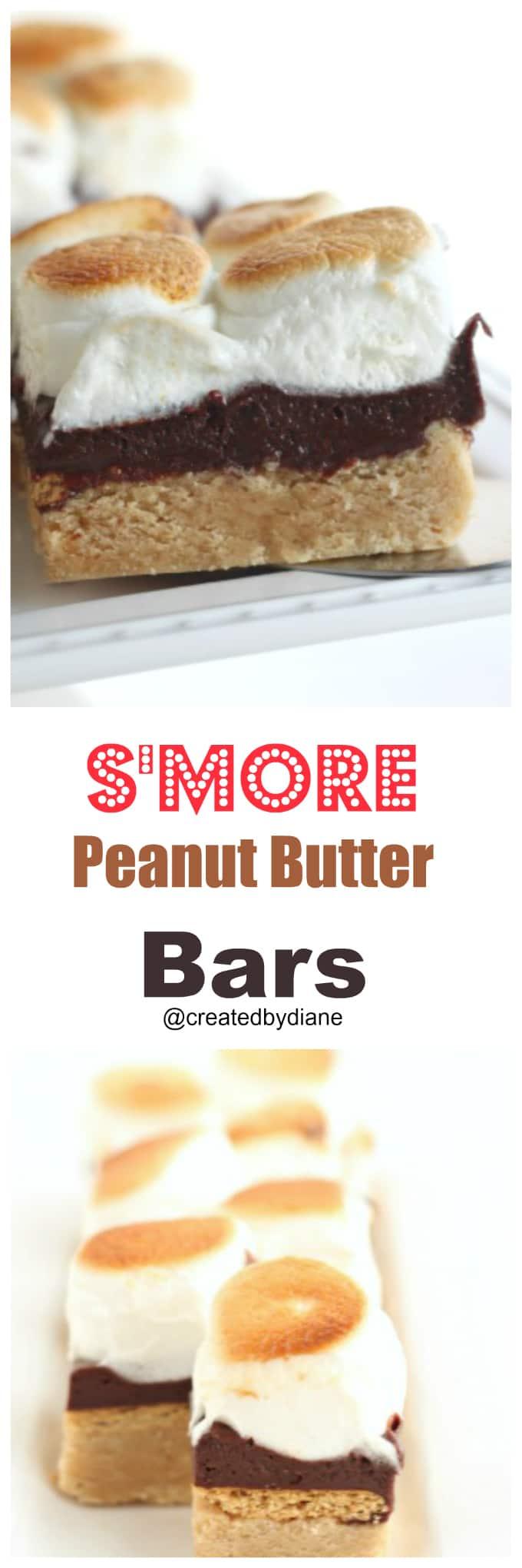 smore-peanut-butter-bars-createdbydiane