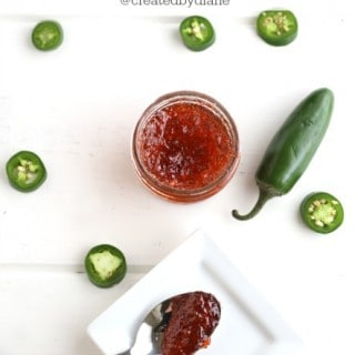Jalapeno Pepper Jelly @createdbydiane