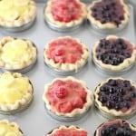 Mini Cream Pies @createdbydiane