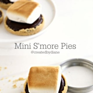 Mini S'more Pies