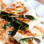 greens-jalapeno-and-brie-quesadillas