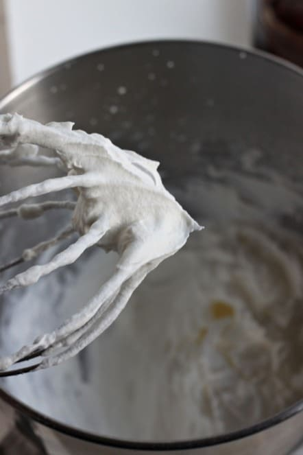 whipped cream @createdbydiane