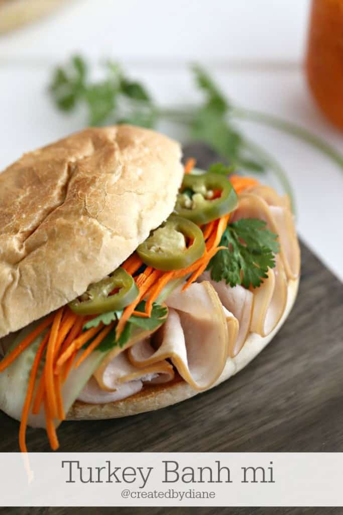 Turkey Banh mi DontCallMeBasic @FosterFarms This is one delicious sandwich!