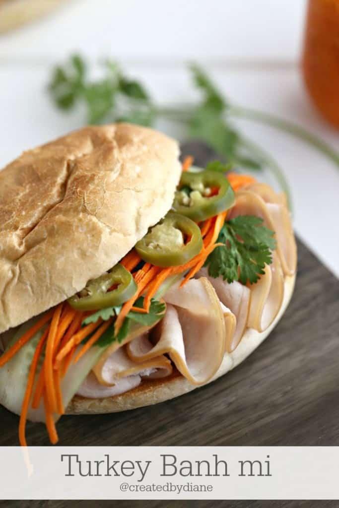 Turkey Banh mi DontCallMeBasic @FosterFarms This is one delicious sandwich!