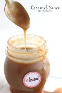 Caramel Sauce from @createdbydiane